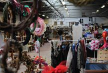 Cardiff - vintage shopping and markets
