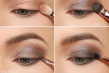 Augen-Make-up Anleitungen