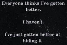 Pain sad quotes