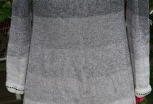 Knitting Top-Down / Knitting Sweater, Cardigan, Tunics and more in Top-Down Technic
