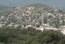 Nougales / Border