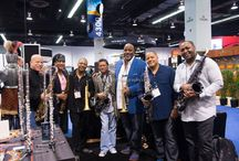 NAMM Trade Show 2015 / Photos from the NAMM Trade Show at the Anaheim, CA Convention Center