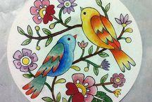 نقاشی روی سفال