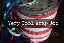 Neat Wrapping/Packaging Ideas / by Jessi Dreckman