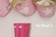 Atelier Nanda loves pink