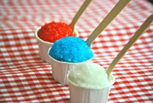Snow Cones / by Project 7