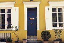Some Door Inspiration! / Pictures of doors that we love!