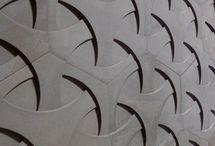 - Inspiration - texture relief materials patterns