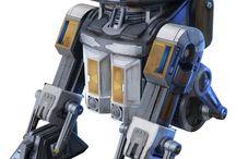 Droids & Robots