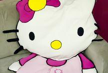 Tkanitka: Maskotki / Maskotki duże i małe. Jako poduszka - przyjaciel dla Twojego dziecka