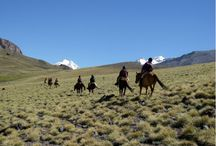 Crossing the Andes on Horseback from Mendoza to Chile