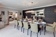 Dining Room Designs & Furniture / Dining Room design schemes by MiCasa