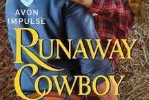 Book: Runaway Cowboy / Contemporary western romance by T.J. Kline (Avon Impulse Feb 2015) The Rodeo Series  - Prequel Novella http://amzn.to/1DLNkxa