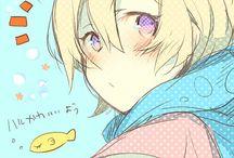 Fav. anime characters