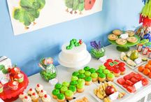 1st birthday party! / Rupert's 1st birthday party ideas and theming