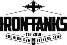 Premium Gym Gear / A place for all things bodybuilding, powerlifting and gym related.