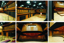 Recording studio & Theater / Design and realization of Recording studio and theater