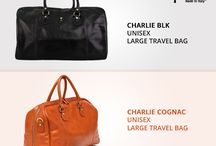 Charlie Travel bag