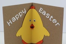Katie's Easter cards