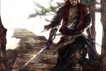 Samurai & stuff