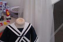 dåbskjoler og matrostøj / christening gowns