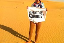#TravellingGGbag / Upload photos, tag #GenerationGenerous and share your story with us on social media! We will post it here!