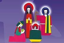 Posada / Helping Mary and Joseph on the journey through Advent!