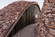 Brick fasade
