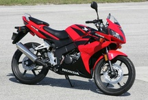 Motorcycle and equipment