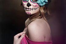 Sugar Skull-make-up