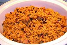 Puerto Rican Spanish dishes