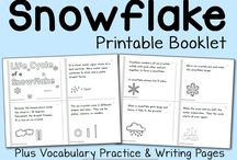 Explore Snow / Snow arts and craft. Lesson ideas for classroom and homeschool teachers. Winter sensorial activities and fun games.