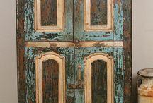 Refinished Cool Wood Stuff / by Jamie Leduc