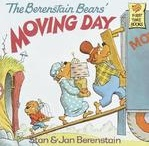 Moving with Kids / Great books and stories to help kids cope with moving, plus tips and tricks for keeping them happy and occupied during travel.
