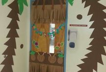 Beach hut role play ideas