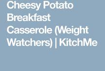 breakfast ideas ww