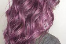 Vild hår inspiration