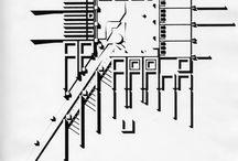 Giancarlo Rosa 2 / Vari progetti di abitazione e servizi. Arch. Giancarlo Rosa