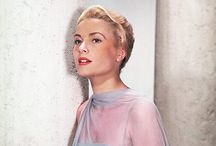 Grace Kelly / As a fan forever I do believe she deserves a board of her own. This collection is on display at a museum not long ago.