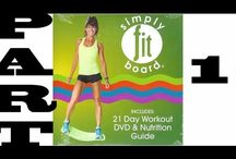 Simply Fit Board Videos