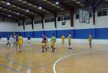 SÈNIOR A: Temporada 2014-15 / L'equip Sènior A juga la lliga de la FBCV en la categoria 1a Zonal. Per primera vegada, tenen a sota un equip B, fruit de la bona gestió que s'està fent de l'Escola de Bàsquet de l'Olleria.