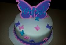 Birthday cakes / by Kacey Beal