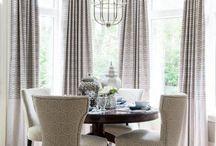 Fabrics / curtains