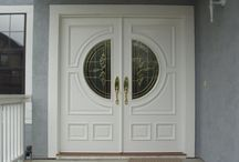 Front Doors / Your front door makes an entrance, both literally and figuratively.
