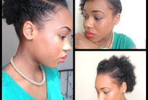 Natural hairstyle, tips, and products