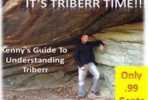Triberr Domination!!! / http://kennyboykin.com/triberr-tips/  Tips to Dominate Triberr.  Only Triber Stuff Please. / by Kenny Boykin
