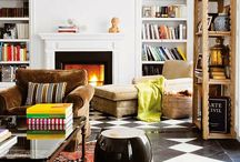 BOOKSHELVES / by The Lilly Bee