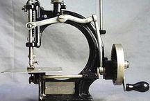 Machines à coudre / Sewing machines