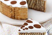 Torte e dolci freddi