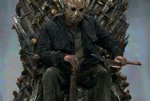 Jason, freddy